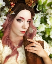 fantasy photoshoot